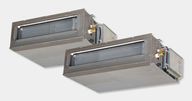 Monosplit Full DC Inverter Light Commercial – Canalizzabile a media prevalenza