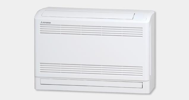 Monosplit Full DC Inverter Primary Heating Console